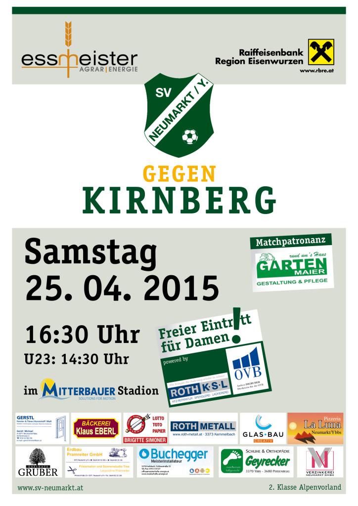 Matchplakat_Kirnberg