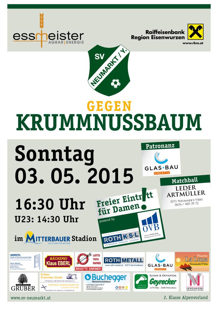 Matchplakat_Krummnussbaum