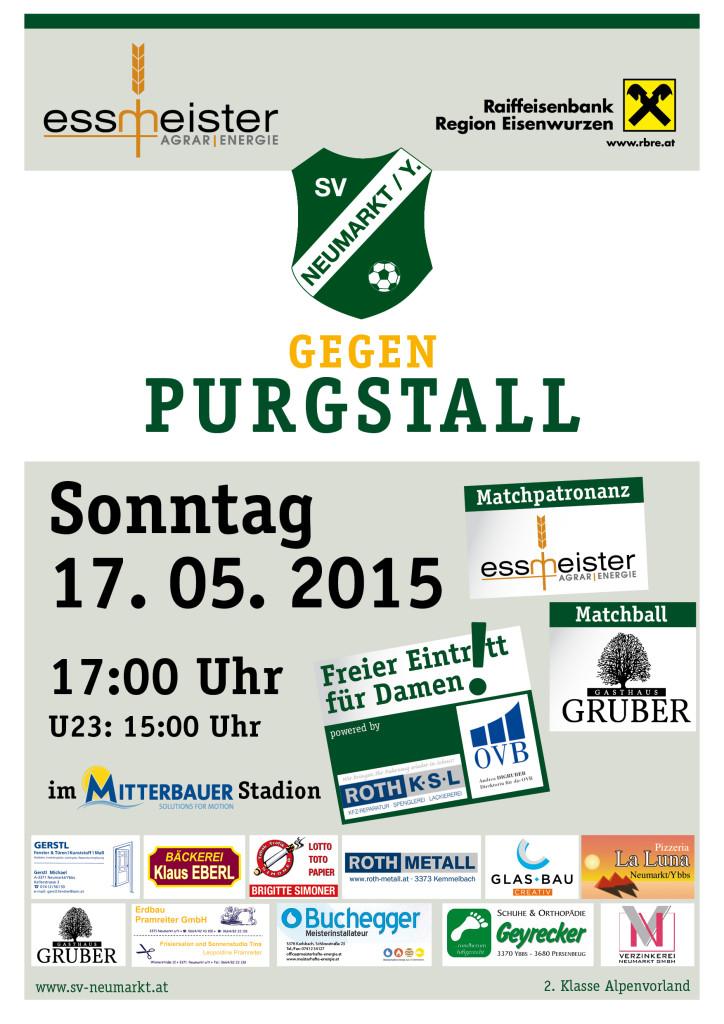 Matchplakat_Purgstall